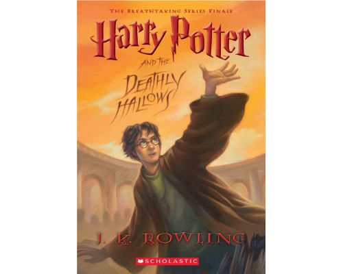 <notranslate>A Harry Potter and the Deathly Hallows Book</notranslate>