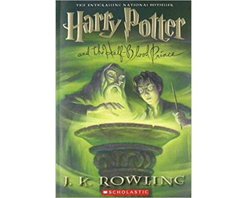 <notranslate>A Harry Potter and the Half-Blood Prince Book</notranslate>