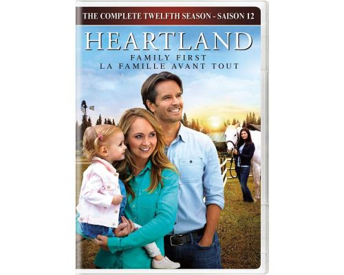 A Heartland: The Complete Twelfth Season