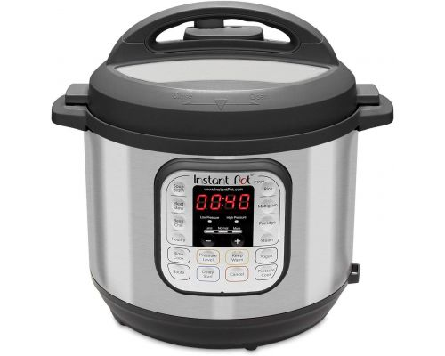 A Instant Pot Duo Electric Pressure Cooker