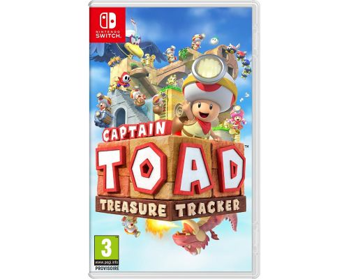 Un Jeu Nintendo Switch Captain Toad Treasure Tracker