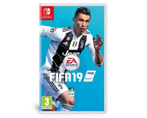 Un Jeu Nintendo Switch FIFA 19