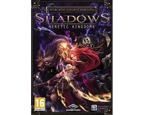 A Shadow PC Game: Heretic Kingdoms