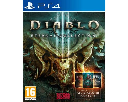 Un Jeu PS4 Diablo III: Eternal Collection