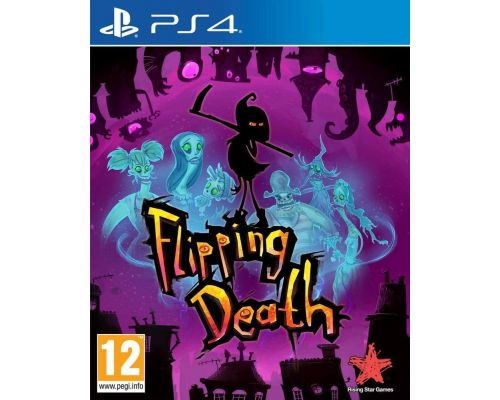 Un Jeu PS4 Flipping Death