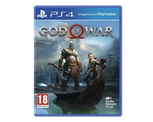 Un Jeu PS4 God Of War