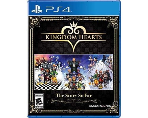 Un Jeu PS4 Kingdom Hearts The Story So Far