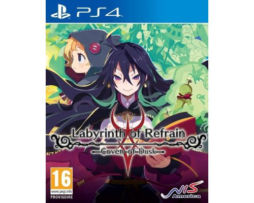 Un Jeu PS4 Labyrinth of Refrain: Coven of Dusk