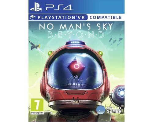 A No Man's Sky Beyond PS4 Game