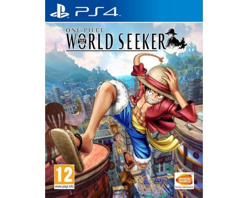 Un Jeu PS4 One Piece: World Seeker