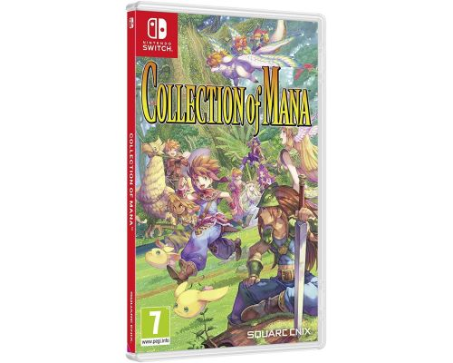 A Switch Collection of Mana game