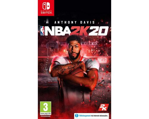 An NBA 2K20 Switch Game