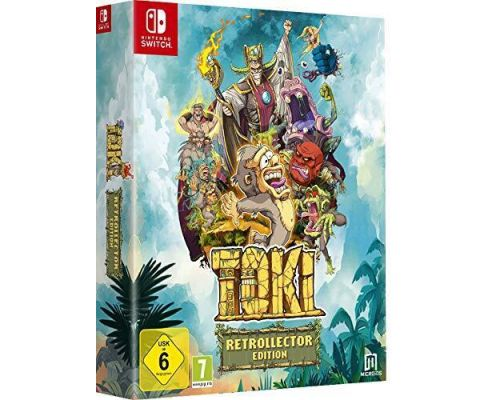 Un Jeu Switch Toki Collector's