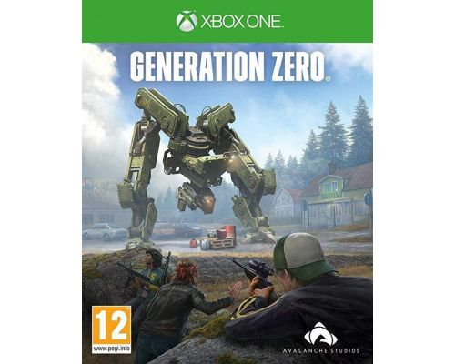 Un Jeu Xbox One Generation Zero