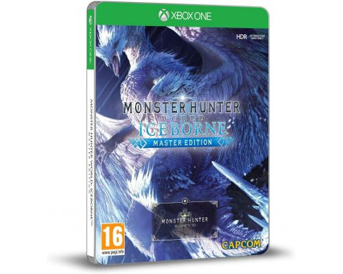 Un Jeu XBOX One Monster Hunter World: Iceborne