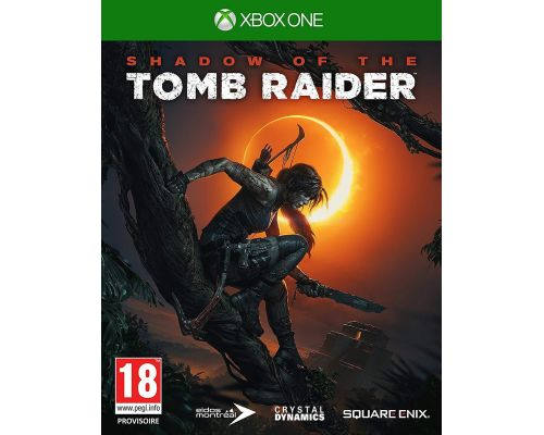 Un Jeu Xbox One Shadow of the Tomb Raider