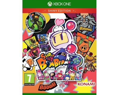 Un Jeu XBox One Super Bomberman R
