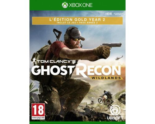 Un Jeu Xbox One Tom Clancys Ghost Recon : Wildlands