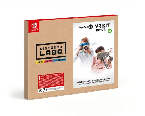 Un Kit VR Nintendo LaboTM