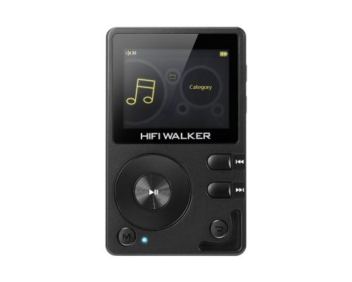 A High Resolution Digital Audio Player