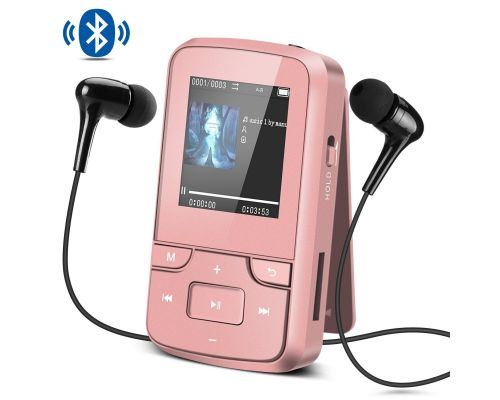 Un Lecteur Mp3 Bluetooth 8Go