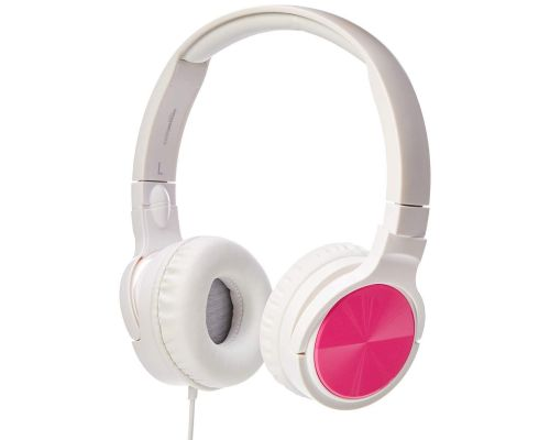 A Lightweight On-Ear Wired Headphones