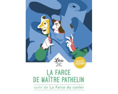 A book The farce of master Pathelin