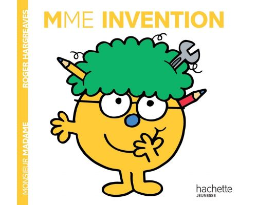Un Livre Madame Invention