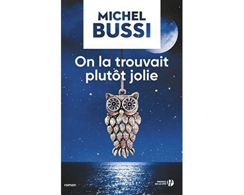 A Book We found it pretty pretty Michel BUSSI