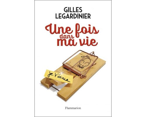A book Once in my life by Gilles Legardinier
