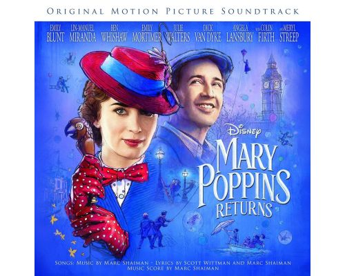 A Mary Poppins Returns CD