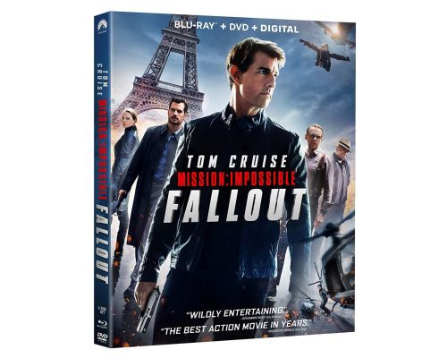 A Mission: Impossible - Fallout Blu-Ray