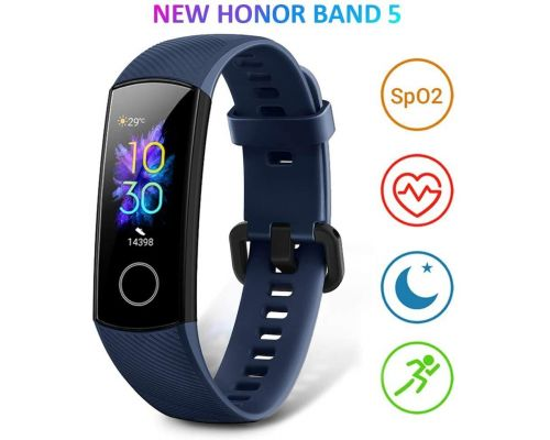 Eine HONOR Band 5 Connected Watch