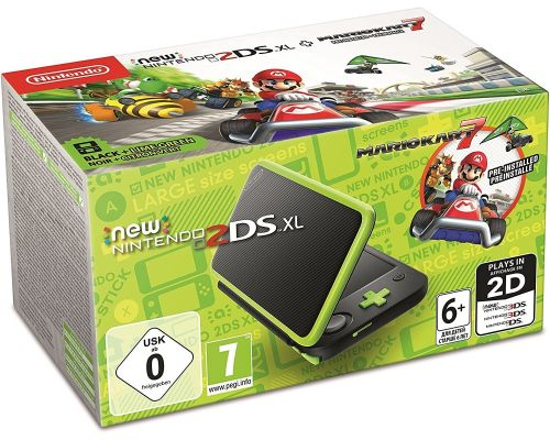 Un New Nintendo 2DS XL