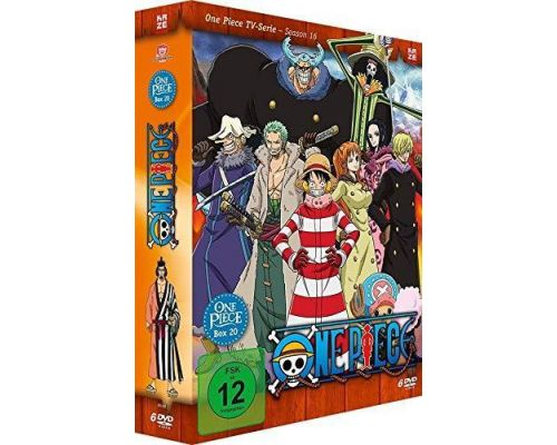 One Piece - TV-Serie Box Vol. 20