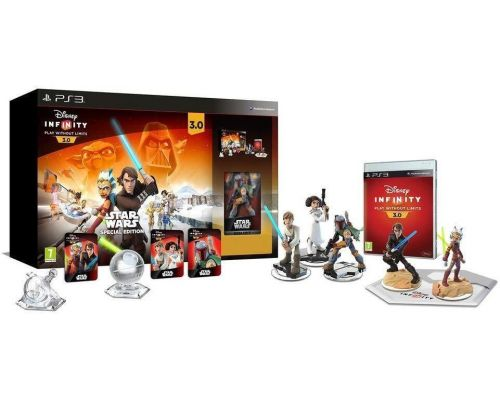 A Disney Infinity 3.0 Star Wars Starter Pack