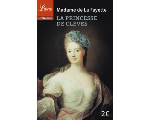 A book The Princess of Cleves