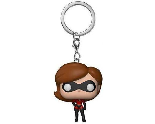 A Funko Pop Disney: The Incredible 2 Keychain
