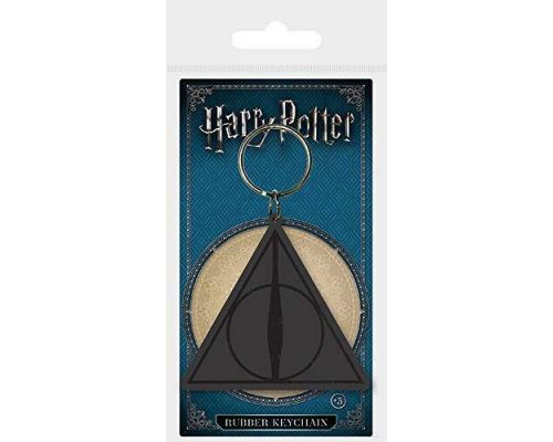 Harry Potter Deathly Hallows Nyckelring