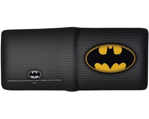 Una cartera de Batman de DC Comics