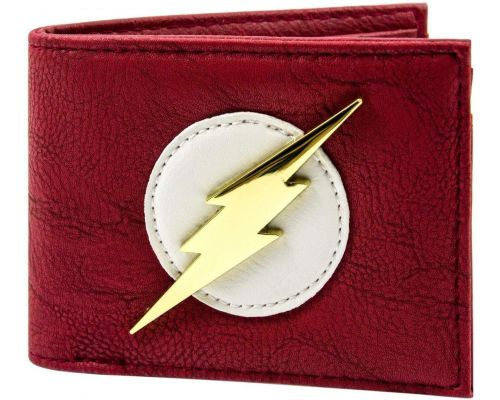 Una cartera de DC Comics The Flash