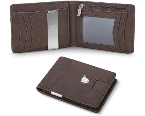 A Men's Leather Wallet