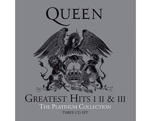 Een Queen Platinum Collection [boxset met 3 cd's]