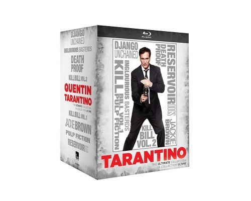<notranslate>A Quentin Tarantino: The Ultimate Collection Blu-ray</notranslate>