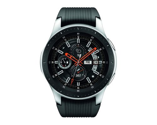 A Samsung Galaxy Watch
