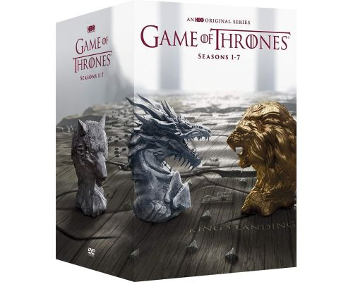 A Set Box DVD Game of Thrones: Seasons 1-7