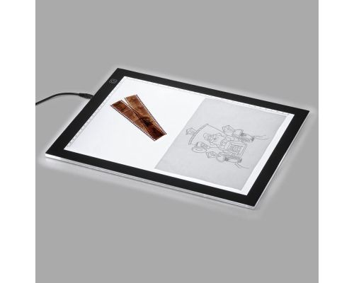 Une Table à Dessin A4 LED