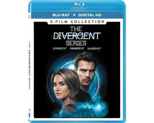 <notranslate>The Divergent Series: 3-Film Collection Blu-ray</notranslate>