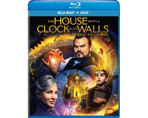 The House with a Clock in Its Walls Blu-ray