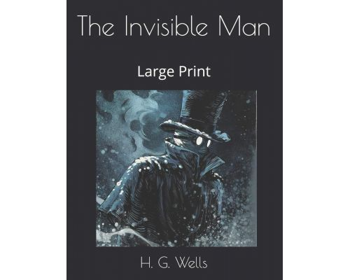 <notranslate>The Invisible Man Book</notranslate>